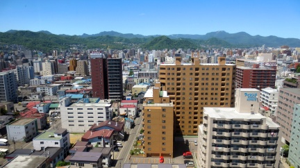 designKULTUR - Sapporo 2013 - Skyline - 1