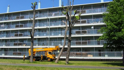 designKULTUR - Sapporo 2013 - Worker Housing