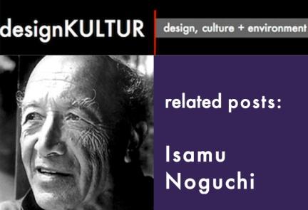DK related posts - Isamu Noguchi