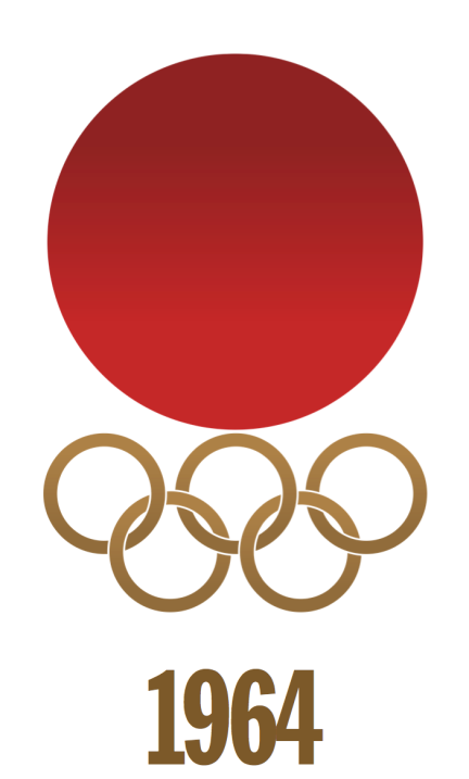 MFM999 - TOKYO OLYMPICS 1964 POSTER