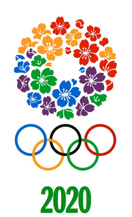 MFM999 - TOKYO OLYMPICS 2020 POSTER.