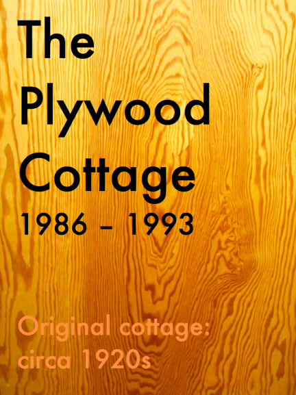 ARCHITECTURE | The Plywood Cottage