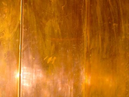 designKULTUR – The Plywood Cottage – Elements – Copper