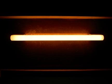 designKULTUR – The Plywood Cottage – Elements – Osram Linestra glow tubes - 1