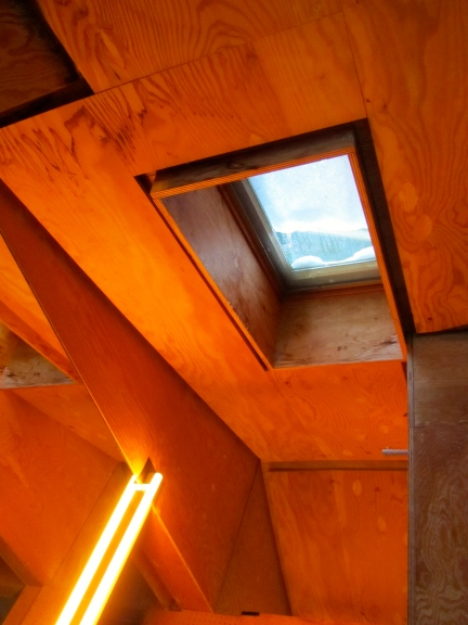 designKULTUR – The Plywood Cottage – Elements – Skylights - 1