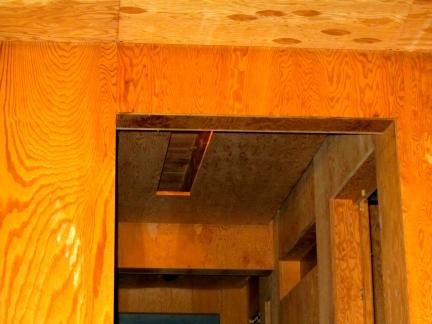 designKULTUR – The Plywood Cottage – Elements –3:4-inch Douglas Fir Plywood – 4