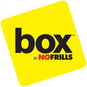designKULTUR - Loblaws CItyMarket - North Vancouver - box by no frills - logo