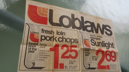 designKULTUR _ Loblaws ad from 1991 - 5