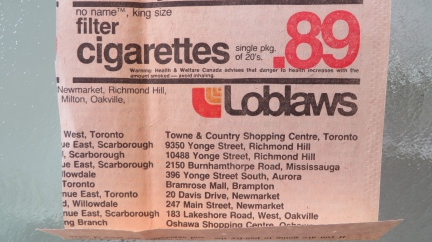 designKULTUR _ Loblaws ad from 1991 - 8