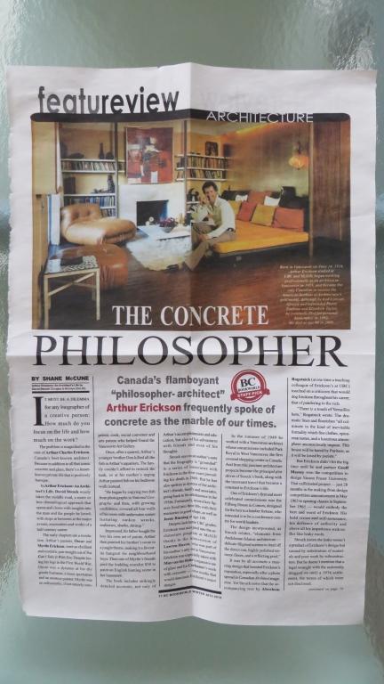 dK - Arthur Erickson - Concrete Philosopher - 1