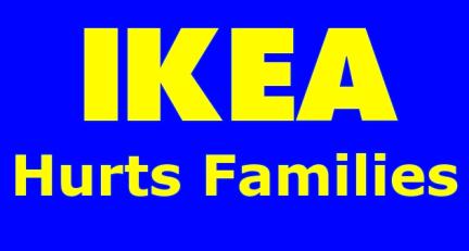 IKEA hurts families