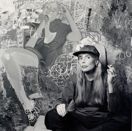 designKULTUR - Joni Mitchell Fashionista - 24