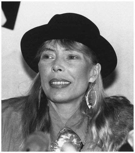 Joni Mitchell 1988