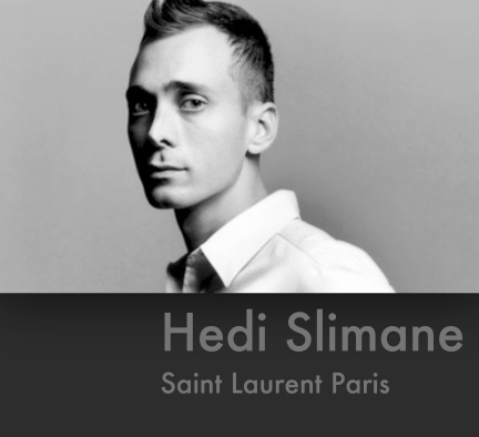 designKULTUR - Hedi Slimane Saint Laurent Paris