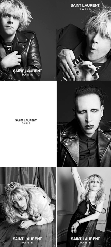 designKULTUR - Saint Laurent Paris Music Project